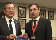 Представитель «Пахтакора» принял участие в семинаре в Японии