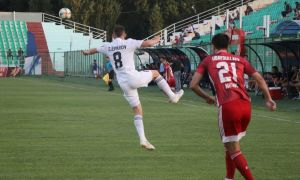 Khumoyun Abduolimov secures a 1-0 win for FC Kizilkum over FC Metallurg