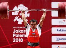 Первые номера сборной по тяжелой атлетике подтверждают статус сильнейших