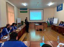 В Ташкенте проходят международные курсы Level 1 для тренеров по фитнесу