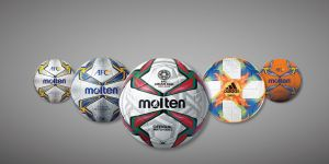 AFC unveils Official Match Balls by Molten for 2019
