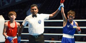 Uzbek boxers make a record by earning 10 gold medals at Asian Schoolboys Boxing Championships