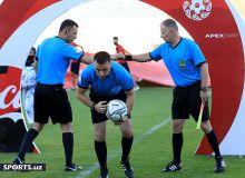 Uzbekistan's referees to officiate Sharjah vs Perseplis clash
