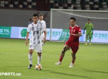 Match Highlights. FC Navbahor 0-0 FC Metallurg