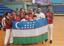 Uzbekistan's athletes claim 19 medals at the International Karate Championship KL MAYORS CUP 2018