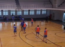 ЧА: Сборная Узбекистана по футзалу провела официальную тренировку перед матчем с Таджикистаном