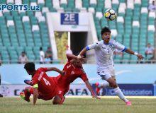 Uzbekistan start CAFA U-16 Championship campaign with a stunning victory