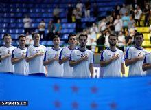 Сборная Узбекистана по футзалу сыграет против Египта в белой форме