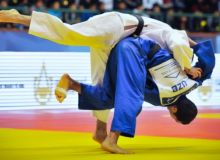 Cadet & Junior Asian Judo Open launched in Tashkent