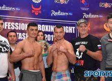 Бугун рингга профессионал боксчилар кўтарилади (фото)