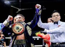 Uzbek boxer Olimjon Nazarov downs Orlie Silvestre to defend his title in Cambodia