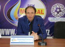 Александр Хомяков: Игра прошла не под нашим контролем