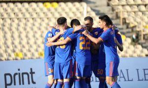 Каршинцы одержали убедительную победу. Видеообзор первого матча Кубка АФК