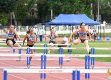 Наши легкоатлеты принимают участие в открытом чемпионате страны