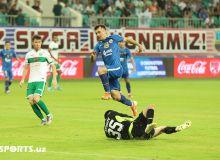 Photo Gallery | Second Half. FC Bunyodkor 1-1 FC Lokomotiv