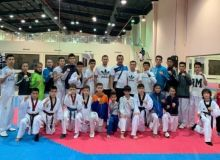 Uzbek athletes claim 18 medals in Fujairah Open International Taekwondo Tournament