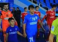 Санжар Рашидов: Желаем удачи нашей сборной на Кубке Азии!