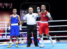 Mirazizbek Mirzahalilov's opponent in his debut fight is also known