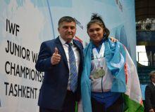Итоги чемпионата мира: Долера Давронова завоевала первое место