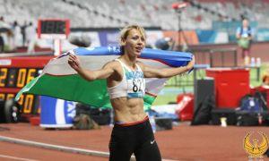 Дусанова Хитойда иккинчи олтин медални қўлга киритди