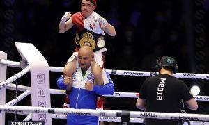 Фототчёт: Красивая победа Хасанбоя Дусматова