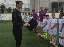 Тренеры «Реал Мадрида» проведут в столице мастер-классы