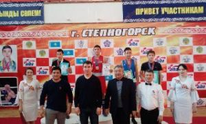 Young Uzbek boxers claim eight medals at the International Memorial Tournament in Kazakhstan.
