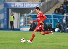 «Насаф» продлил контракт с талантливым игроком