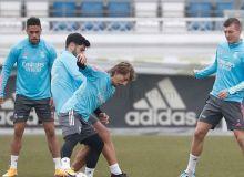"""""""Реал""""нинг """"Леванте""""га қарши қайдномаси маълум. Таркибда йўқотишлар бор!"""