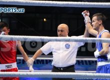 Jasur Latipov to face Philippines' Ladon Rogen in the 18th Asian Games final