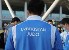 Сборная Узбекистана по дзюдо отправилась в Грузию