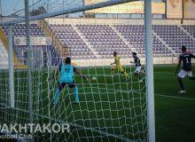 «Пахтакор» разгромил олимпийскую сборную Омана в контрольном матче
