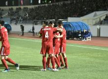 FC Nasaf claim three points at the Yoshlik Stadium