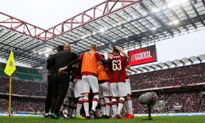 """Милан"" - ""Фрозиноне"" 2:0 (видео)"