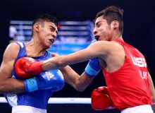 2018 ASBC Boxer of the Year nominee receives a defeat at the Uzbekistan Boxing Championship final