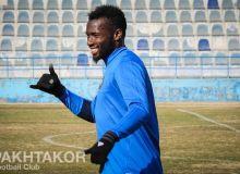 Португальский футболист хочет стать чемпионом в составе «Пахтакора»