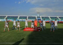 Match Highlights. FC Sogdiana 3-1 FC Nasaf