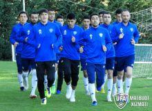 Сборная Узбекистана завершает учебно-тренировочный сбор в Турции