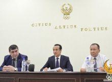 В Андижане, Самарканде, Бухаре и Ташкенте построят 4 универсальных комплекса