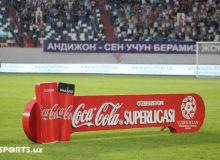 Coca Cola Суперлига иккинчи давра учрашувлари тақвими