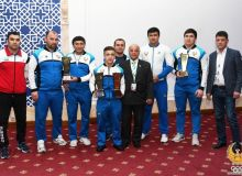 В Ташкенте завершился чемпионат Азии среди юниоров и молодёжи по тяжёлой атлетике