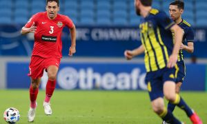 Shabab Al Ahli, Pakhtakor share points in AFC Champions League tie