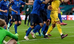 Расман! Италия Европа қитъасининг энг кучли жамоаси!