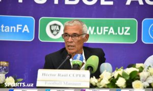 Hector Cuper says White Wolves to play for a win over Samurai Blues tomorrow