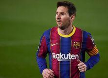 """Жоан Лапорта: """"Барселона"""" даромадининг учдан бир қисмини Месси олиб келади"""