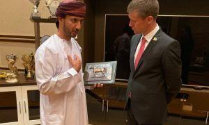 Подписан меморандум с федерацией коневодства и конного спорта Омана