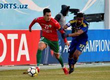 Match Highlights. FC Lokomotiv 5-0 Al Wahda FC