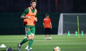 Transfer News. FC Lokomotiv close to signing a 12-month contract with Montenegrin player