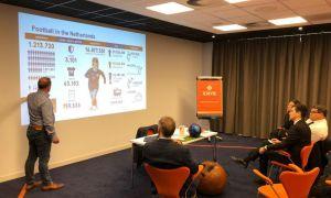 Представители Ассоциации футбола Узбекистана посетили Федерацию футбола Голландии