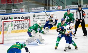 HC Humo lose their second match to HC Toros in Supreme Hockey League Play-off stage